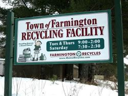 Farmington Recycling Facility