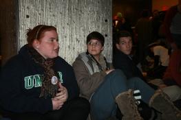 Sam, Carolyn, Matt