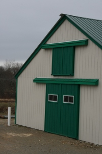 Click for more barn photos