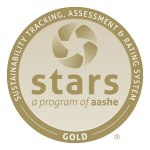 Unity College rates Gold STARS